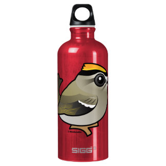 Golden-crowned Kinglet Water Bottle