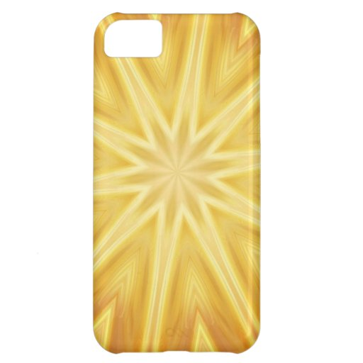 Golden crystals iPhone 5C covers