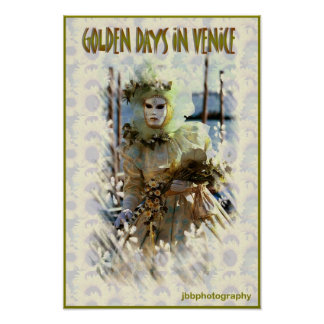 golden days in venice posters