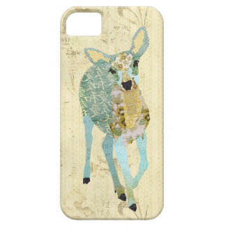 Golden Dearest Deer iPhone Case