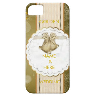Golden Delicious wedding iphone 5 Barely There iPhone 5 Case
