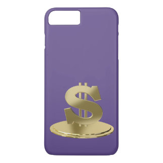 Golden dollar iPhone 8 plus/7 plus case