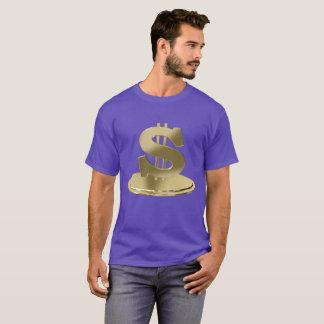 Golden dollar T-Shirt