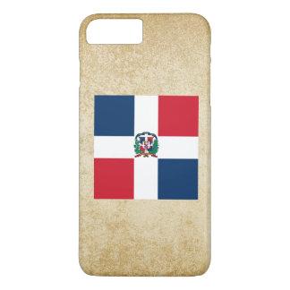 Golden Dominican Republic Flag iPhone 7 Plus Case