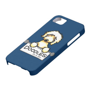 Golden Doodle Fan iPhone 5 Covers