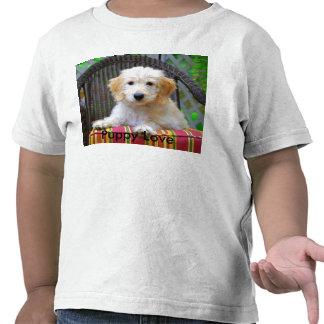 Golden Doodle Puppy Love Toddler T-shirt