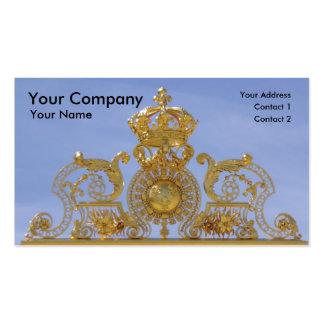 Golden Door Business Cards