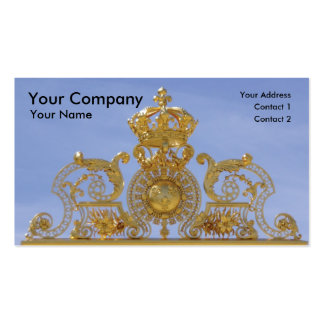 Golden Door Pack Of Standard Business Cards