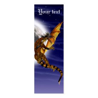 Golden Dragon Business Card Template
