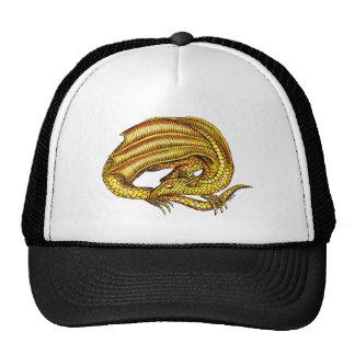 Golden Dragon Hats
