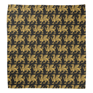 Golden Dragon TP Bandana