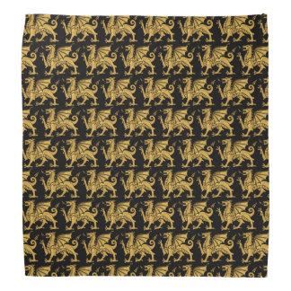 Golden Dragon TP Kerchief