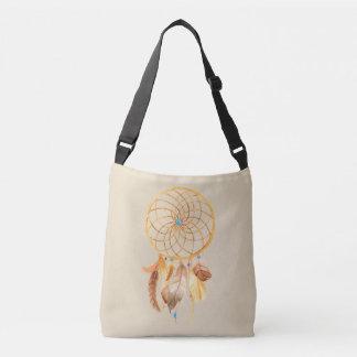 Golden Dreamcatcher Tote Bag