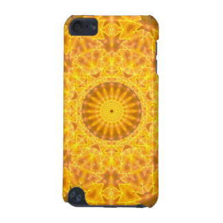 Golden Dreams Mandala iPod Touch 5G Cases