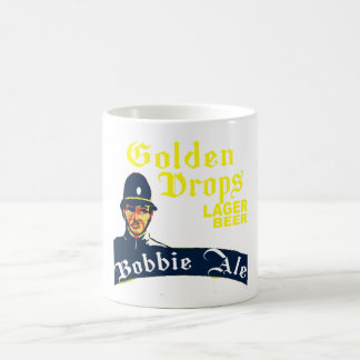 Golden Drops / Bobbie Ale Coffee Mug