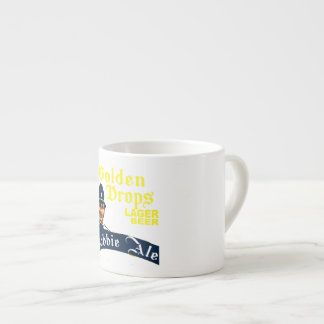 Golden Drops / Bobbie Ale Espresso Cup