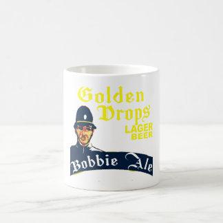 Golden Drops / Bobbie Ale Magic Mug