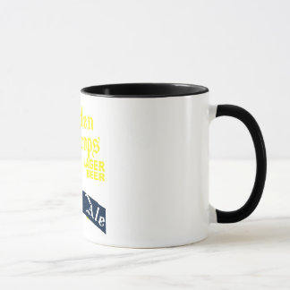 Golden Drops / Bobbie Ale Mug