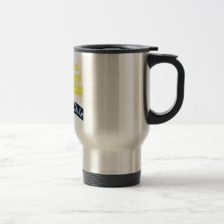 Golden Drops / Bobbie Ale Travel Mug