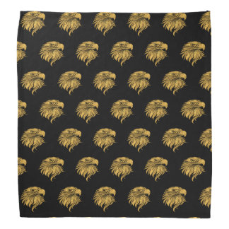Golden Eagle Head TP Bandana