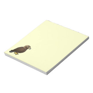 Golden Eagle Notepad