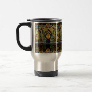Golden Egg Ancient Art Mug