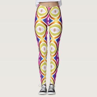 Golden Eye Leggings