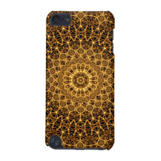 Golden Eye Mandala iPod Touch 5G Cases