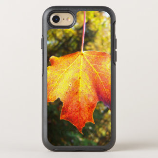 golden fall leaf iphone case otterbox