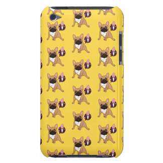 Golden Fawn French Bulldog wants an ice cream Barely There iPod Cover