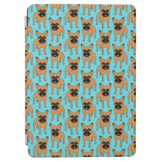 Golden Fawn Frenchie iPad Air Cover