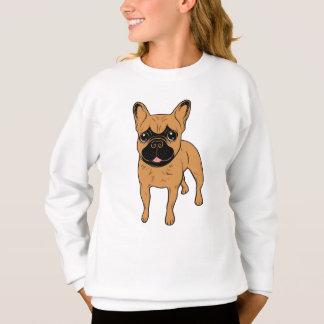 Golden Fawn Frenchie Sweatshirt