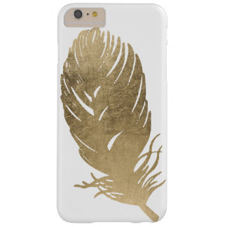 Golden Feather Barely There iPhone 6 Plus Case