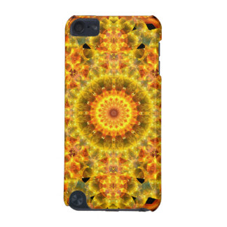 Golden Fire Mandala iPod Touch (5th Generation) Case