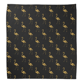 Golden Flamingo TP Bandannas