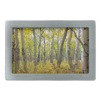 Golden Forest Bed Belt Buckles
