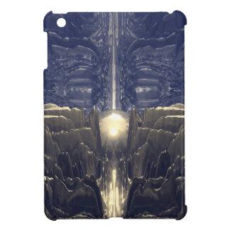 Golden Fractal Environment iPad Mini Cases