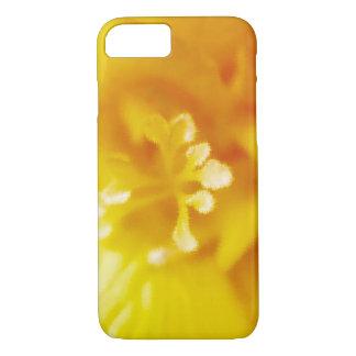 Golden freesia macro iPhone 8/7 case