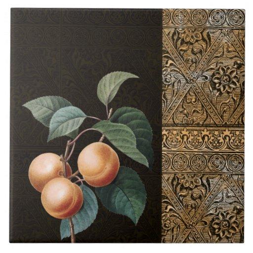 Golden Fruit Tile