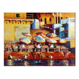 Golden Ganges Postcard