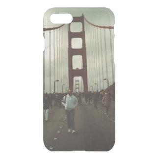 Golden Gate Briddge Walk 1987 iPhone 8/7 Case