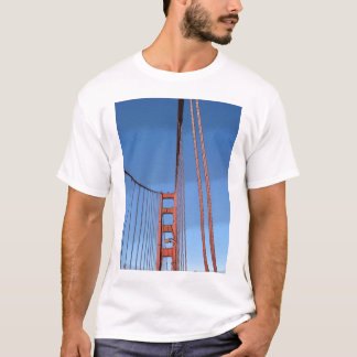 Golden Gate Bridge 2 T-Shirt