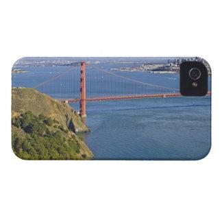 Golden Gate Bridge and San Francisco. 2 iPhone 4 Cases