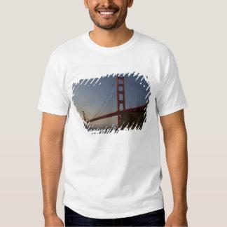 Golden Gate Bridge and San Francisco 3 Tee Shirt