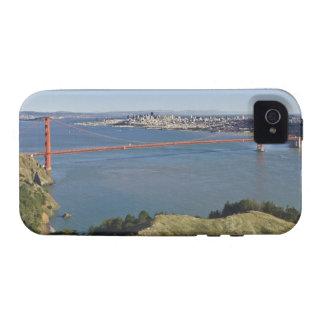 Golden Gate Bridge and San Francisco. 4 iPhone 4/4S Case