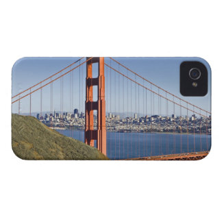 Golden Gate Bridge and San Francisco. iPhone 4 Covers