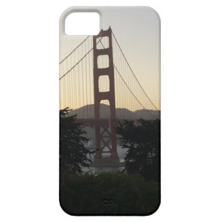 Golden Gate Bridge at Sunset Barely There iPhone 5 Case