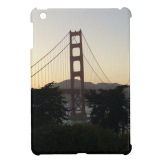Golden Gate Bridge at Sunset iPad Mini Cases