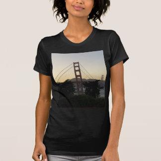 Golden Gate Bridge at Sunset T-Shirt