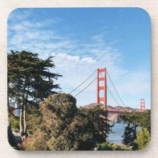 Golden Gate Bridge, California CA Coaster